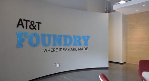 AT&T opens latest Foundry facility in Atlanta, focusing on the connected car, home automation and emerging devices