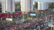 Biélorussie: l'opposition demande une médiation européenne pour entamer des discussions
