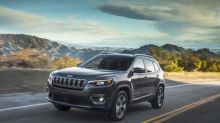 Jeep® Cherokee Earns 2019 Top Safety Pick Rating