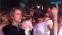 Justin Bieber in Bust-up With Radio Host at Coachella