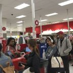 Target's registers suffered a nationwide outage