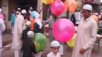 Pakistanis celebrate Eid amid heightened security