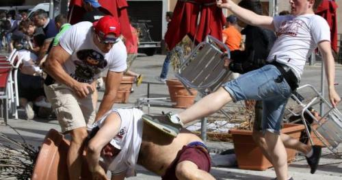 Foot - CM 2018 - Mondial 2018 : le hooliganisme, un problème «minuscule» selon la Russie