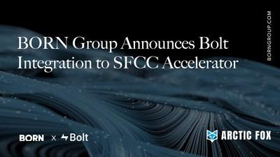 BORN Group Announces Bolt Integration within SFCC Accelerator