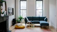 This Floyd Home Sofa Made My Tiny Apartment Feel Grand