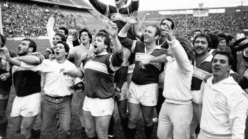 Banco Nación-Inglaterra. Cuando un club amateur venció a una potencia del rugby mundial, conducido por Hugo Porta
