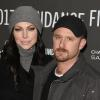 Laura Prepon showed off her growing baby bump with her fiancé Ben Foster