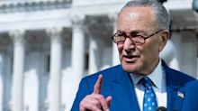 Biden tells Chuck Schumer to 'go ahead' with calls for $50,000 in student-debt cancellation