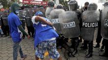 La Policía de Nicaragua rechaza la protesta contra Ortega prevista para el domingo