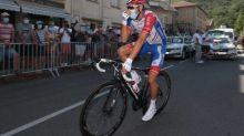 Tour de France - Thibaut Pinot lâché dans le Port de Balès après une grosse défaillance