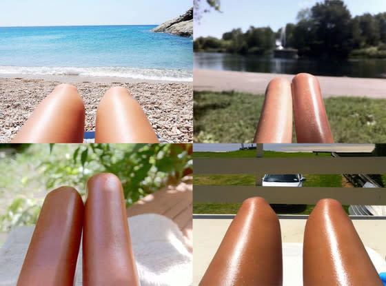 Vacation tan tumblr