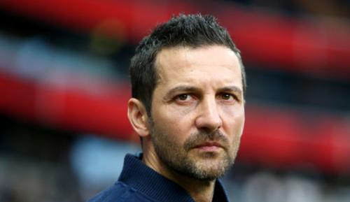 International: Früherer HSV-Coach Zinnbauer in St. Gallen entlassen