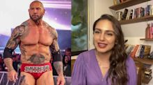 Dave Bautista Wants To Do a Hindi Film: Huma Qureshi