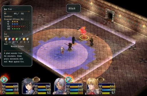 Legend of Heroes: Trails in the Sky lands on Steam, out today