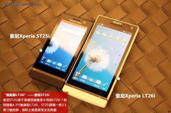 Sony Xperia U 'Kumquat' pics leak, gets sized up ahead of MWC