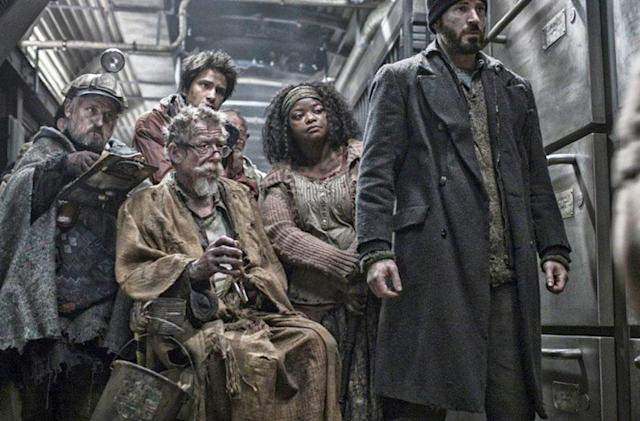 Netflix grabs 'Snowpiercer' TV show outside the US and China (updated)