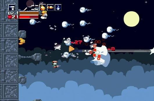 Cave Story DSiWare still headed to Europe, but delayed