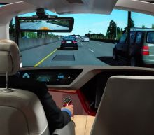 At Detroit auto show, the future of cars is... in the future