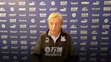Hodgson backs Zaha to help lead fight against racism