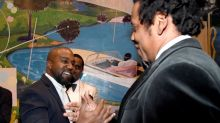 Kanye West and JAY-Z Reunite at Sean 'Diddy' Combs' Birthday Party After Years of Feuding