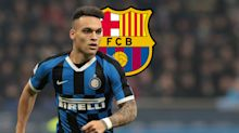 Inter claim Lautaro move to Barcelona now impossible