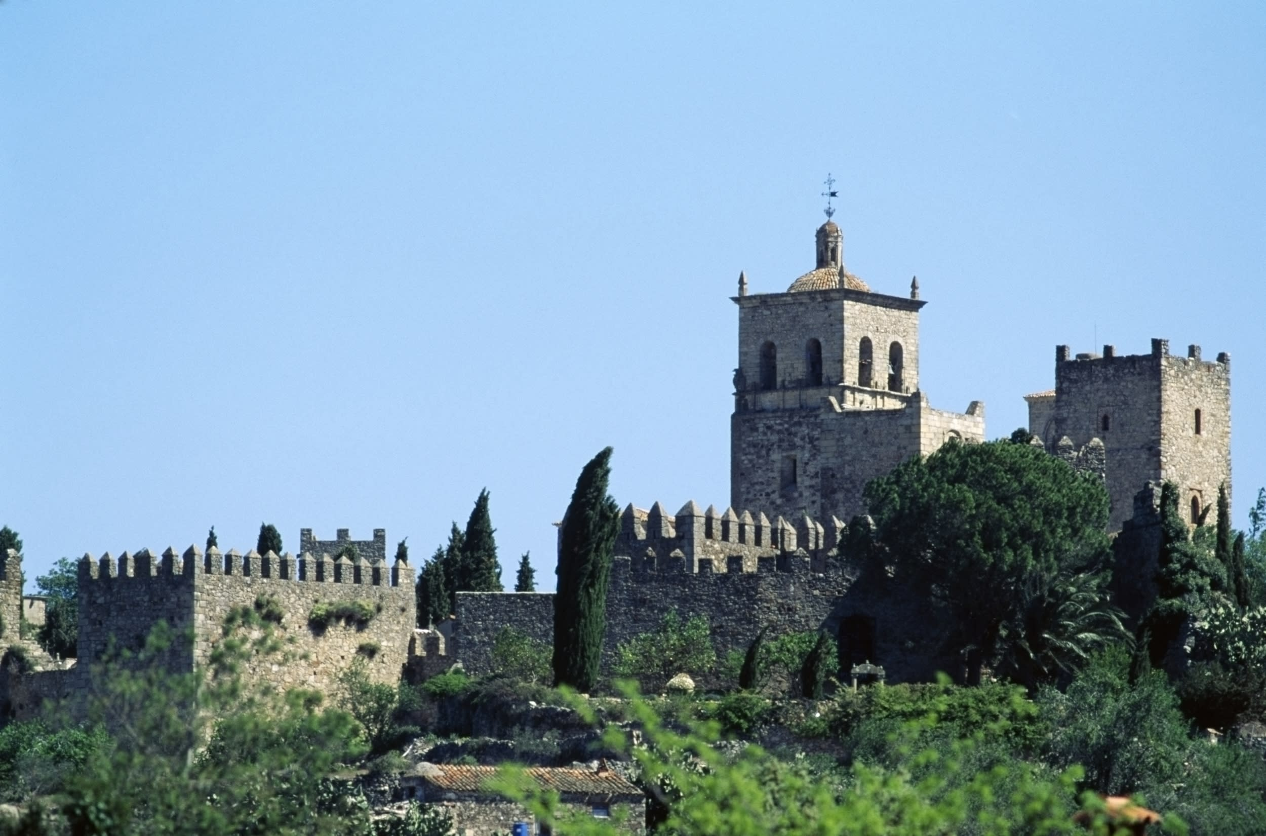 """<p><strong>GOT location</strong>: Casterly Rock</p>  <p><strong>Real life location</strong>: Trujillo Castle, Extremadura, Spain</p>  <p>Stop by the home city of the Lannisters by trekking toTrujillo Castle in Extremadura Spain.</p>  <p><strong><a href=""""https://fave.co/2IDJovV"""">Book your trip.</a></strong></p>"""