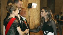 Letizia y Sara Carbonero: dos reinas frente a frente en Portugal