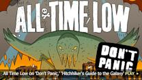 All Time Low on 'Don't Panic,' 'Hitchhiker's Guide to the Galaxy'