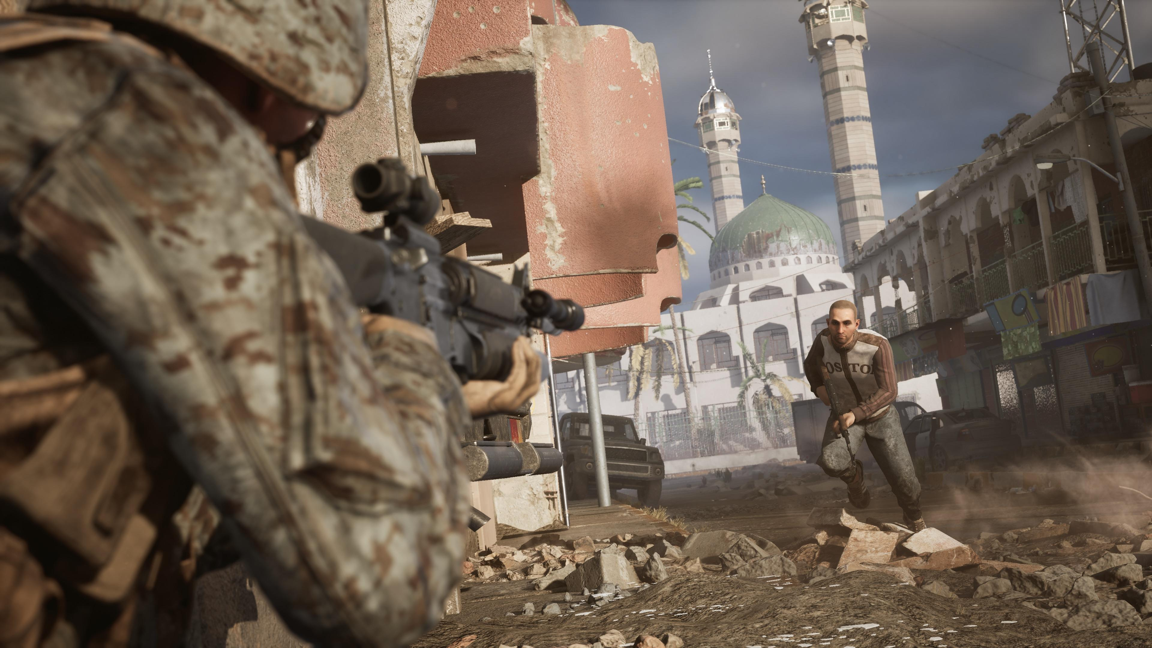 Controversial war game 'Six Days in Fallujah' questionably revived 12 years later - Engadget