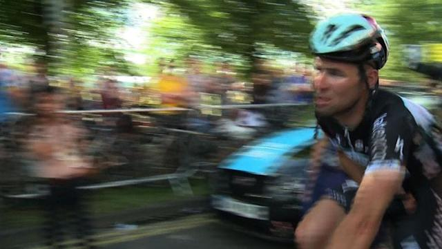 Cycling: Cavendish crashes out of Tour de France after collision