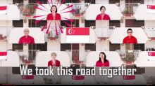 Unofficial NDP song featuring Singaporeans wants to bring One Nation Together
