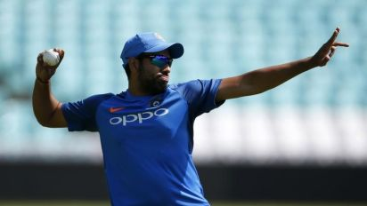 Gavaskar intrigued by extent of Rohit injury before Australia tour