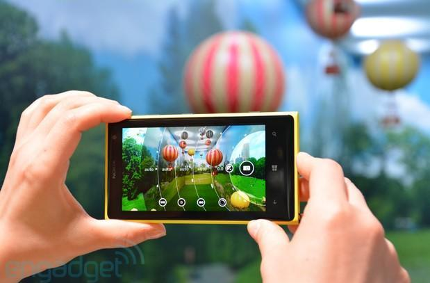 Nokia Lumia 1020's Pro Camera app to hit 920, 925 and 928 (hands-on video)