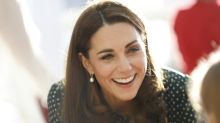 Duchess of Cambridge surprises shoppers as she's spotted in discount store The Range