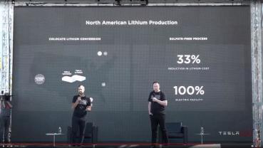 Tesla 的鋰礦開採計劃得到了進一步驗證