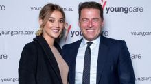 Karl Stefanovic and Jasmine's charity lunch date as wedding countdown begins