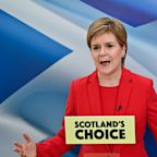 Nicola Sturgeon vows to 'demand' independence referendum well before Covid recovery over