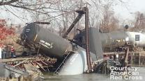 Officials defend Paulsboro train derailment response