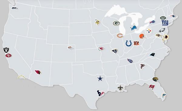 Verizon to light up LTE network in 30 'NFL cities' this year