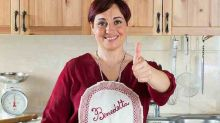 La food blogger marchigiana fa preoccupare i suoi fan