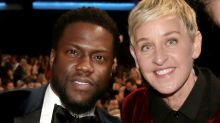 Kevin Hart publicly supports Ellen DeGeneres as criticism grows: She's shown me 'love and respect from day 1'
