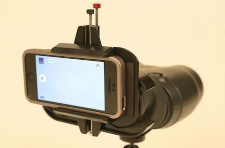 Snapzoom Kickstarter wants to marry your iPhone with binoculars or a telescope