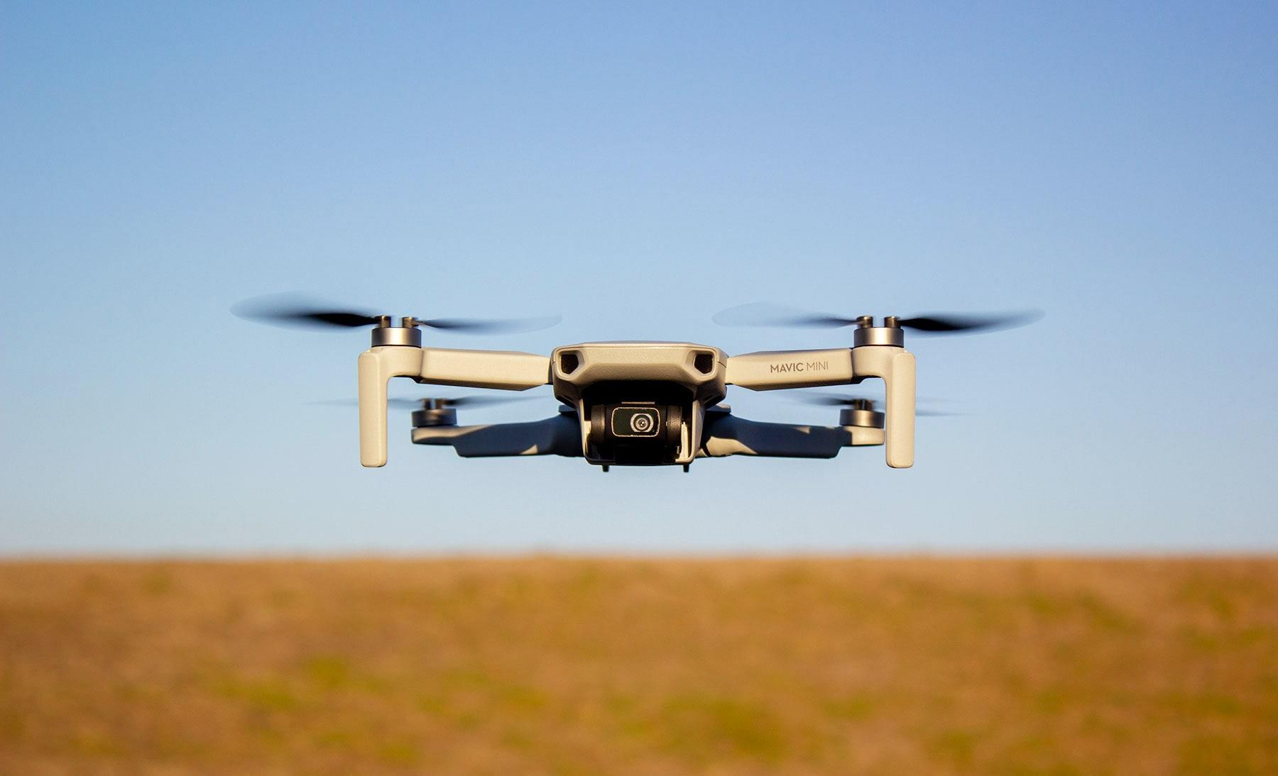 DJI Mavic Mini review: A tiny drone with big ambitions