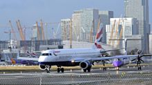 Up to 239 jobs at risk at London City Airport