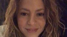 """Así luce Shakira tras informar que adquirió un virus que la """"noqueó"""""""