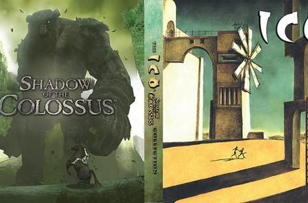 ICO and Shadow of the Colossus has reversible boxart, Last Guardian not at TGS