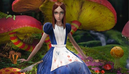 'Alice: Madness Returns' trademarked by EA