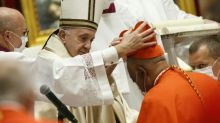 Pope appoints first African American cardinal
