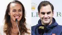 'Stronger together': Martina Hingis reacts to Roger Federer proposal