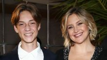 Kate Hudson 'Can't Wait to Go to a Bar' with Son Ryder, 15, When He's of Age: 'Is That Weird?'